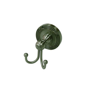 Georgian Satin Nickel Robe Hook