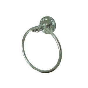 Templeton Chrome Towel Ring