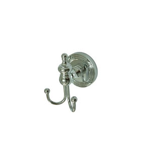 Templeton Chrome Robe Hook