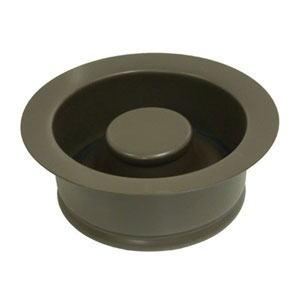 Made to Match Oil Rubbed Bronze 3-1/2-Inch Garbage Disposal Flange