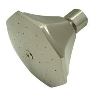 Hot Springs Satin Nickel Solid Brass Shower Head