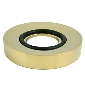 Polished Brass Vessel Sink Mounting Ring