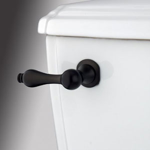 Oil Rubbed Bronze Metal Decorative Tank Lever