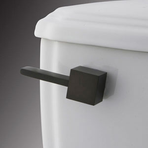 Trips Oil Rubbed Bronze Toilet Tank Lever