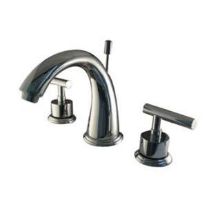 Concord Chrome Widespread Lavatory Faucet
