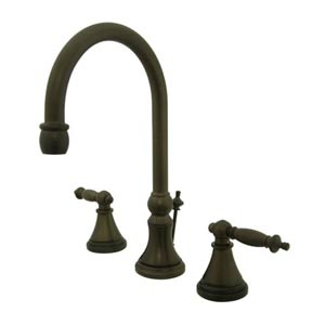 Albany Oil Rubbed Bronze Bathroom Faucet