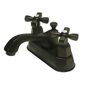 New York Oil Rubbed Bronze Bathroom Faucet