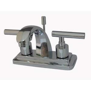 Concord Chrome 4-Inch Centerset Lavatory Faucet