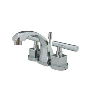 Manhattan Chrome Mini Bathroom Faucet