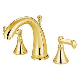 Atlanta Royale Polished Brass Bathroom Faucet