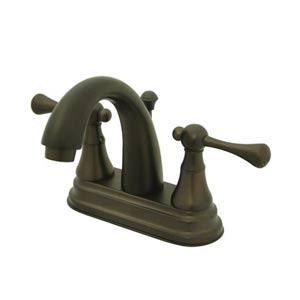 Elizabeth Oil Rubbed Bronze Centerset Faucet