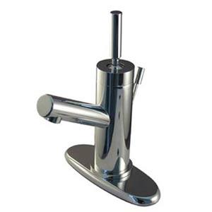 NuVo Chrome Bathroom Faucet