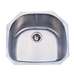 Manhattan Stainless Steel Undermount Kitchen Sink