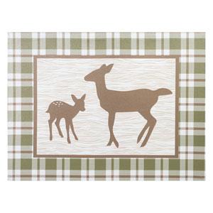 Deer Lodge Canvas Wall Art