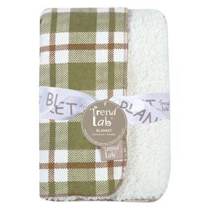 Deer Lodge Faux Shearling Blanket