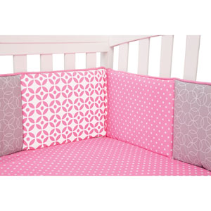 Lily Crib Bumpers