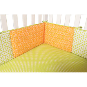 Savannah and Levi Crib Bumpers