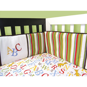 Dr. Seuss ABC Crib Bumpers