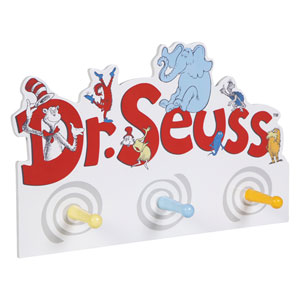 Dr. Seuss Friends Peg Hook