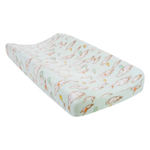 Dr. Seuss Oh, the Places Youll Go! Plush Changing Pad Cover
