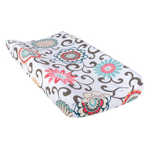 Waverly Pom Pom Play Changing Pad Cover