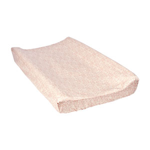 Waverly Rosewater Glam Twist Changing Pad Cover
