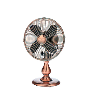 Copper 11-Inch Table Fan