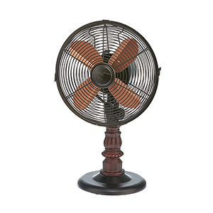Kipling Brown 11-Inch Table Fan