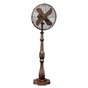 Coronado Brown Floor Fan