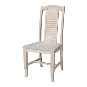 Seaside Beige Chair, Set of Two