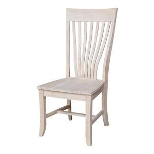 Amanda Beige Chair, Set of Two