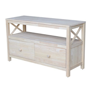 TV Stand with X Sides