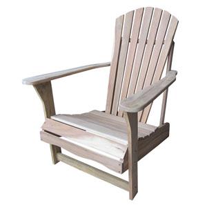 Adirondack Unfinished Chair