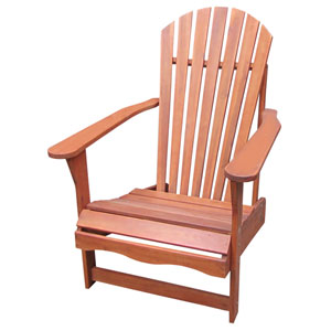 Adirondack Oiled Stained Chair