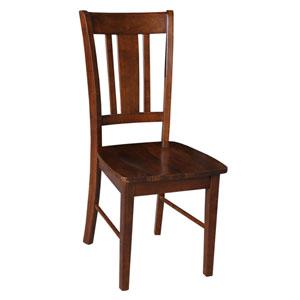 Espresso Desk Chair