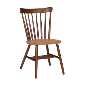 Cinnamon And Espresso Copenhagen Chair