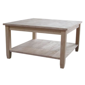Solano Square Coffee Table