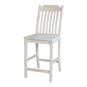 Mission Counterheight Stool - 24-inch Seat Height