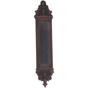 Apollo Venetian Bronze 18-Inch Push Plate