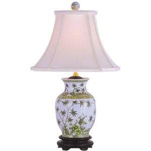 Palm Tree Vase Table Lamp