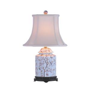 Scallops Teajar Table Lamp