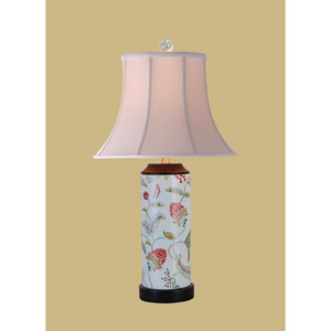 White 27-Inch Vase Table Lamp