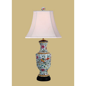 Porcelain Vase Lamp