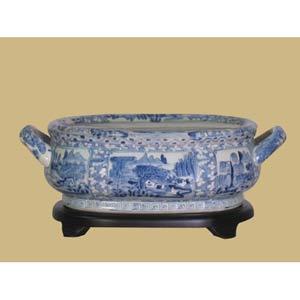 Ceramic Footbath