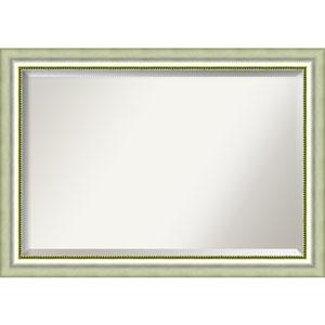 Vegas 41 x 29-Inch Burnished Silver Wall Mirror