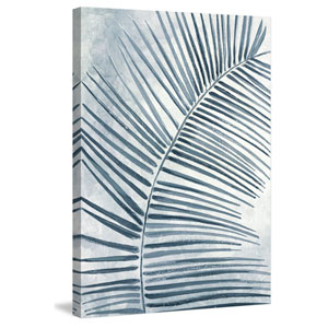 Bluish 12 x 8 In. Painting Print on Wrapped Canvas