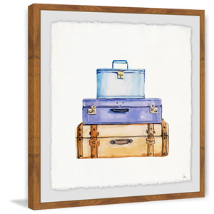 Time To Go 12 X In Framed Painting Print