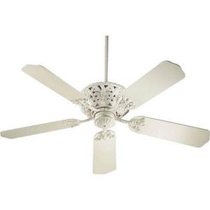 Miles Antique White Ceiling Fan