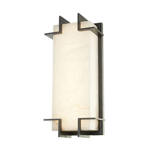 Camley Old Bronze LED Wall Sconce