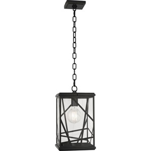 Taylor Deep Patina Bronze One-Light Mini Pendant